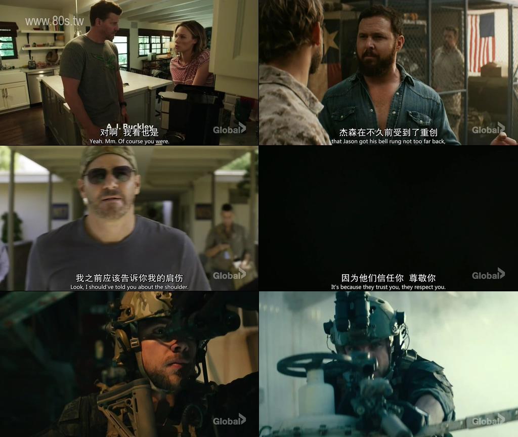 海豹突击队 第二季-影片截图