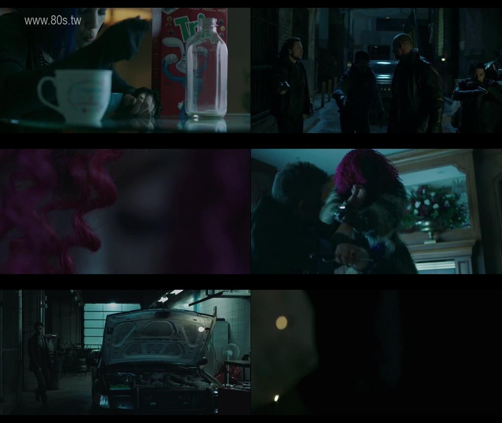泰坦[第一季]-影片截图
