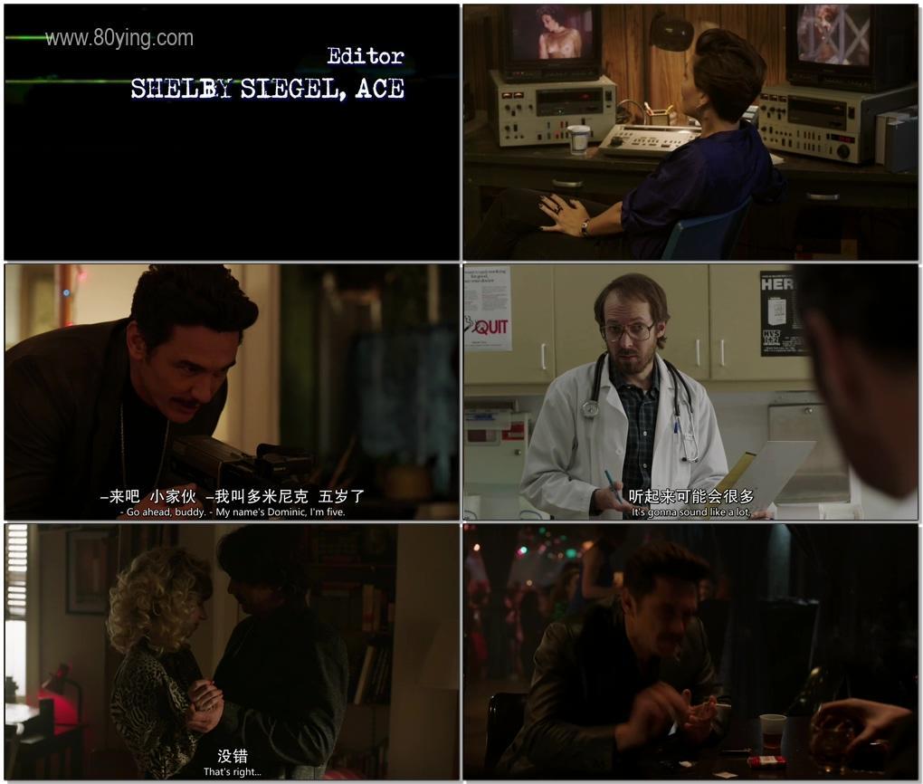 堕落街传奇 第三季-影片截图
