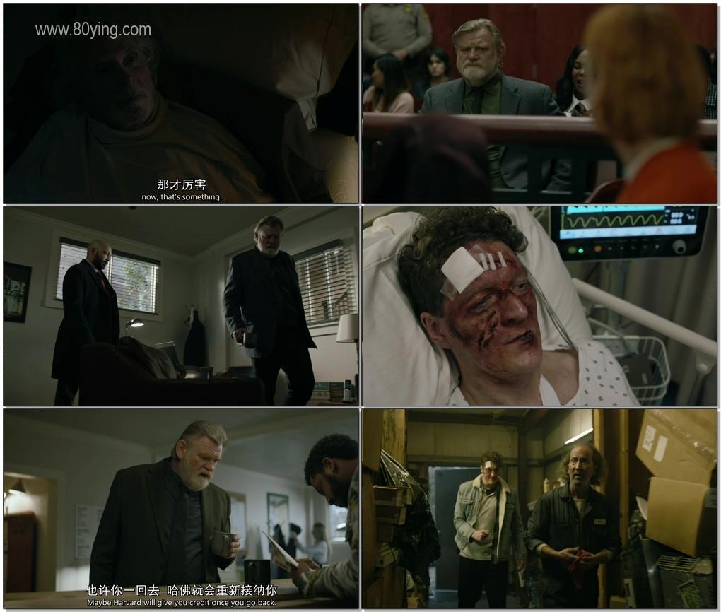 梅赛德斯先生 第三季-影片截图
