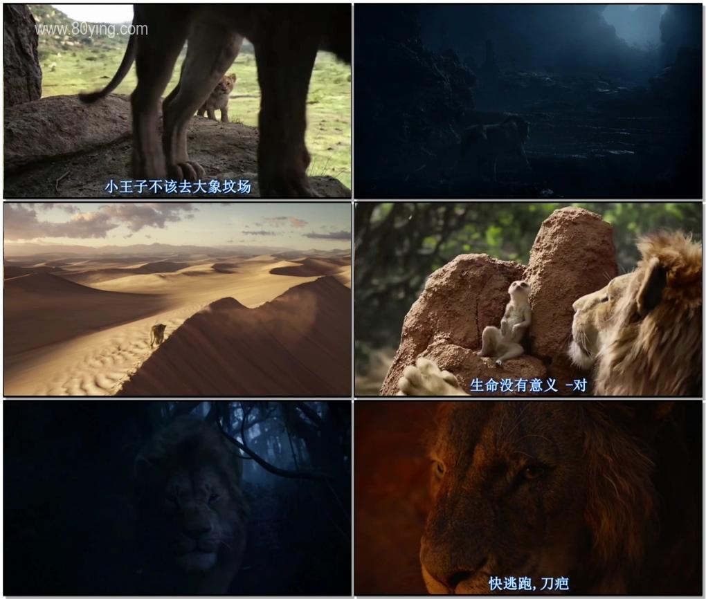 獅子王-影片截圖